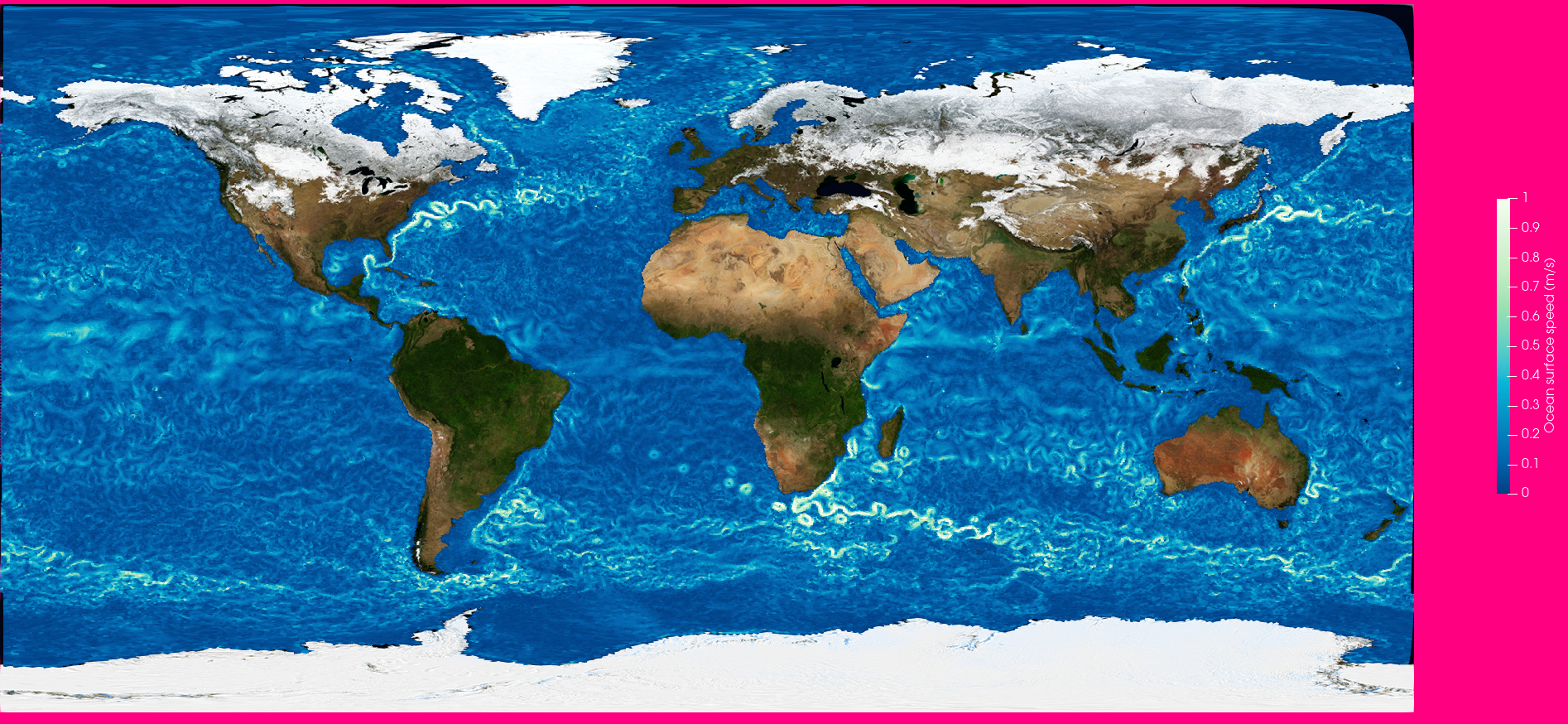source/Paraview/Examples/2D_ocean_example/2d-ocean-with-earth-and-adjustments.png